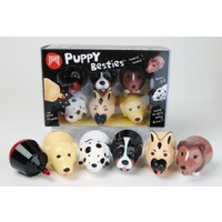 Besties Washable Markers - Puppies