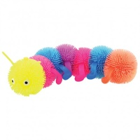 Squishy Rainbow Caterpillar