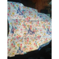 Ready Made Butterfly Garden Weighted Lap Blanket Small
