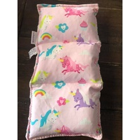 Ready Made Weighted Mini Lap Blanket Small Unicorn 1kg