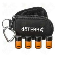 Doterra Key Chain - Black